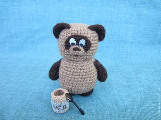 """Игрушки животные, ручной работы. Ярмарка Мастеров - ручная работа. Купить Мягкая игрушка """"Мишка"""". Handmade. Мишка, медведь"""