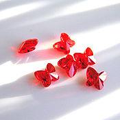 Материалы для творчества handmade. Livemaster - original item The Swarovski crystals butterfly 6 mm. Handmade.