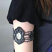 Украшения handmade. Livemaster - original item Bracelet shoulder with mother of pearl. Handmade.