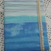 Канцелярские товары handmade. Livemaster - original item Sea Notepad.. Handmade.