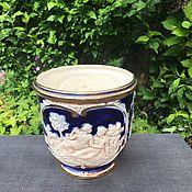 Винтаж handmade. Livemaster - original item Handmade planters