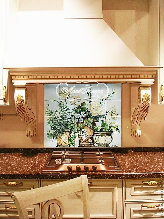 Фартуки для кухни панно картинки