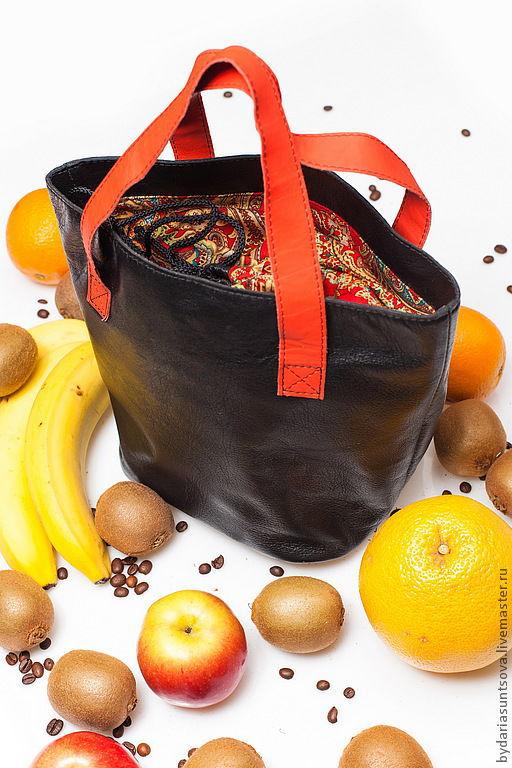 Женские сумки ручной работы. Ярмарка Мастеров - ручная работа. Купить Сумка My bag. Handmade. Черный