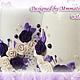 Свадебные аксессуары ручной работы. Заказать Оформление свадебных бутылок. Лидия Букеты&Бантики (buket-mmmatilda). Ярмарка Мастеров. Белый