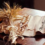 Одежда ручной работы. Ярмарка Мастеров - ручная работа Корсет бельевой хлопковый (с бюском). Handmade.