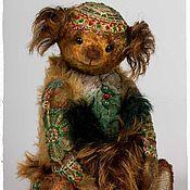 Куклы и игрушки ручной работы. Ярмарка Мастеров - ручная работа Мишка Эльга. Handmade.