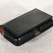 Сумки и аксессуары handmade. Livemaster - original item Pouch for mobile phone ASUS ZenFone 4 Max ZC554KL. Handmade.