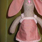 Куклы и игрушки ручной работы. Ярмарка Мастеров - ручная работа Зайка Марта. Handmade.
