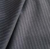 Материалы для творчества handmade. Livemaster - original item Fabric wool gray. Handmade.