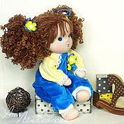 Куклы и игрушки ручной работы. Ярмарка Мастеров - ручная работа Рисальдинка Сонечка. Handmade.