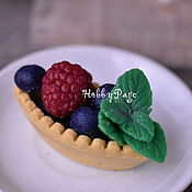 Материалы для творчества handmade. Livemaster - original item Silicone shape tartlet boat. Handmade.