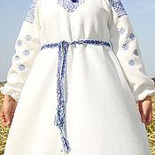 Русский стиль handmade. Livemaster - original item Women`s woven belt