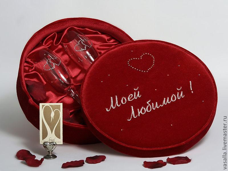 Подарки в день влюбленных заказать