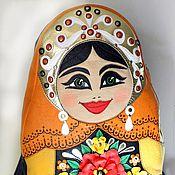 """Сумки и аксессуары ручной работы. Ярмарка Мастеров - ручная работа """"Мария"""" кожаный рюкзак из коллекции. Handmade."""