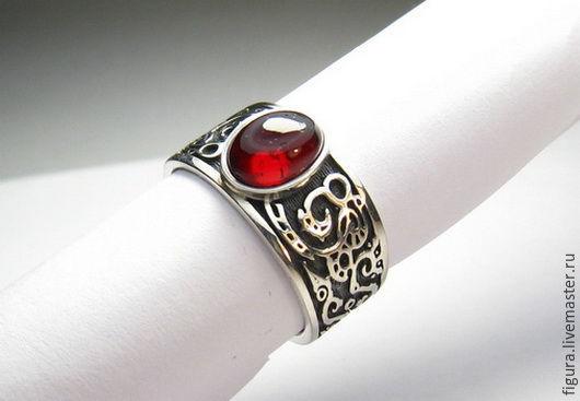 Кольца ручной работы. Ярмарка Мастеров - ручная работа. Купить Восток. Handmade. Белый, кольцо, кольцо с камнем, кольцо с надписью