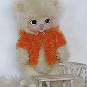 Куклы и игрушки handmade. Livemaster - original item Kitten Teddy Leka.. Handmade.