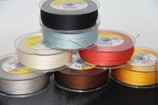 Для украшений ручной работы. Ярмарка Мастеров - ручная работа. Купить Griffin 0,42мм Silk (шелковая нить для нанизывания, Германия). Handmade.
