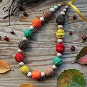 """Одежда ручной работы. Ярмарка Мастеров - ручная работа Слингобусы """"Осень"""". Handmade."""