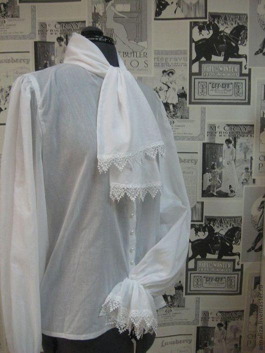 Викторианская блузка с доставкой