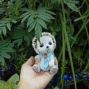 Куклы и игрушки ручной работы. Ярмарка Мастеров - ручная работа Тедди Ёжик. Handmade.