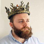 Одежда handmade. Livemaster - original item The Crown Of Joffrey Baratheon - Game Of Thrones. Handmade.