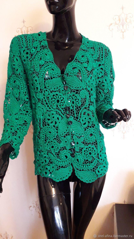Jacket Emerald, Suit Jackets, Orel,  Фото №1