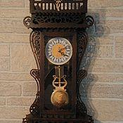 Для дома и интерьера ручной работы. Ярмарка Мастеров - ручная работа Настенные часы Daniel Wall Clock. Handmade.