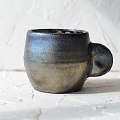 """Посуда ручной работы. Ярмарка Мастеров - ручная работа Кружка """"след радуги"""". Handmade."""
