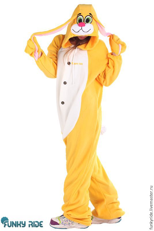 Costume kigurumi Sunny Bunny SUNNY BUNNY KIGU, Cosplay costumes, Magnitogorsk,  Фото №1