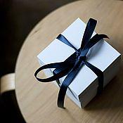 Сувениры и подарки ручной работы. Ярмарка Мастеров - ручная работа Коробка декоративная с сюрпризом. Handmade.
