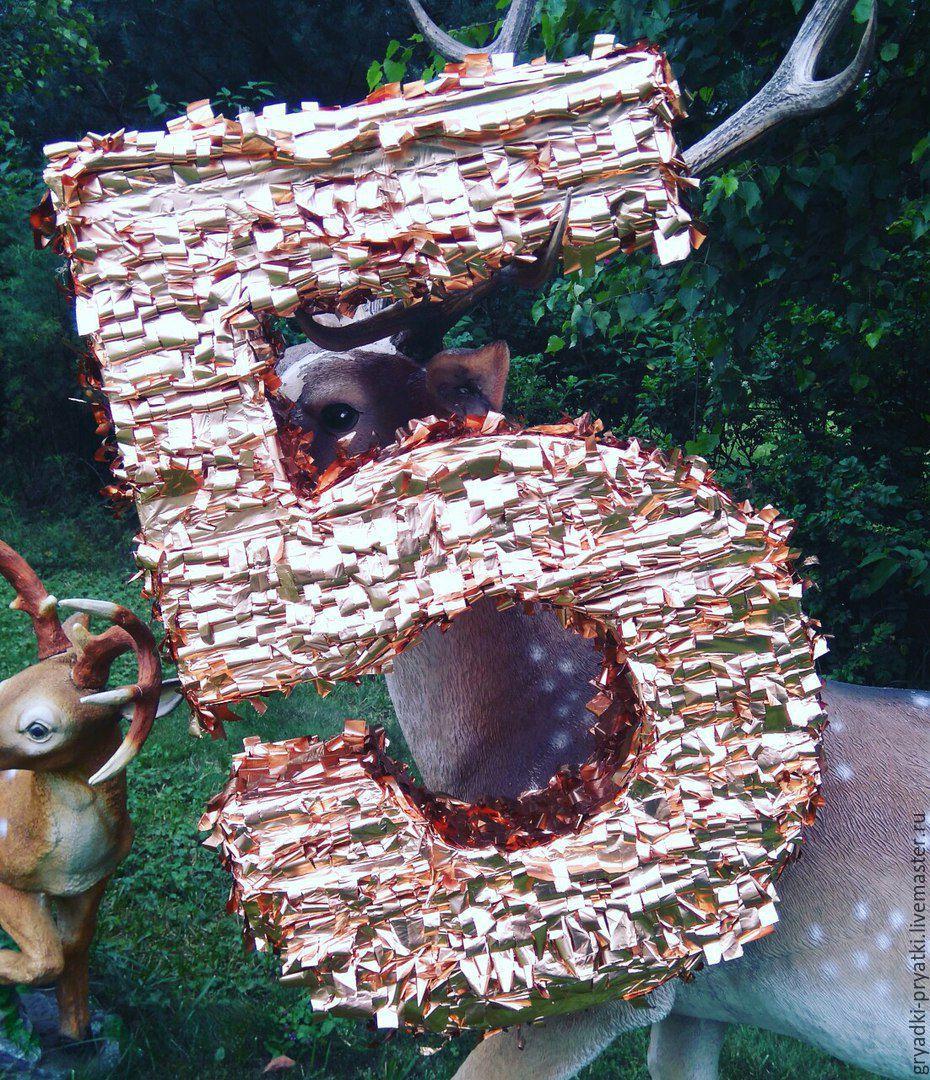 Цифры и буквы для фотосессий и праздников, Наборы для фотосессий, Москва,  Фото №1