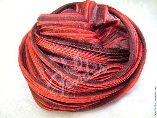цена110 рублей за 10 см.  Ленты Шибори Silk Ribbons Shibori Ширина в плиссированном виде: 2-3 см, общая ширина: 12-13 см. Цена указана за 10 см. При заказе 2 или 3 единиц этого то вара вы получит