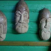 Русский стиль ручной работы. Ярмарка Мастеров - ручная работа Три богатыря. Handmade.