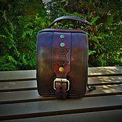Мужская сумка ручной работы. Ярмарка Мастеров - ручная работа Сумка - трансформер мужская. Handmade.