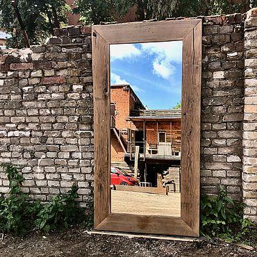 Для дома и интерьера ручной работы. Ярмарка Мастеров - ручная работа Зеркала: Зеркало. Handmade.