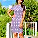 Dress pink summer. Dresses. Irinalia. Online shopping on My Livemaster. Фото №2