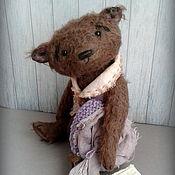 Куклы и игрушки ручной работы. Ярмарка Мастеров - ручная работа Путешественник  ВЕнюшка мишка тедди. Handmade.