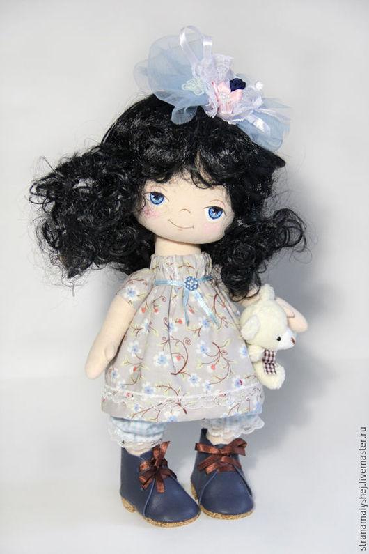 Коллекционные куклы. Ярмарка мастеров - кукла ручной работы, кукла для интерьера детской