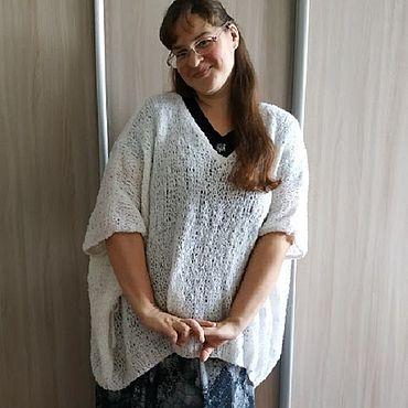 Clothing handmade. Livemaster - original item Vest-poncho