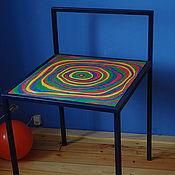 """Для дома и интерьера ручной работы. Ярмарка Мастеров - ручная работа набор стульев """"Бесконечный пикник!!!"""". Handmade."""