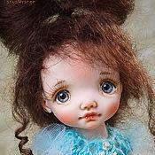 Куклы и игрушки handmade. Livemaster - original item barbariska 18cm. Handmade.