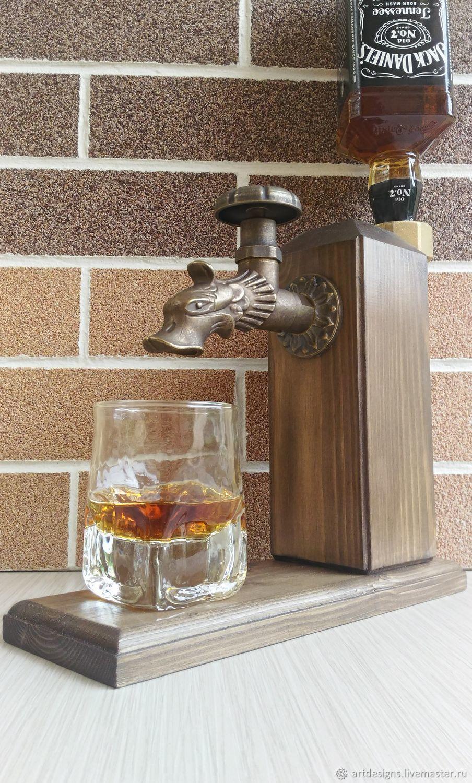 Подарки: Подарок мужчине Диспенсер виски + гейзер, Диспенсер для напитков, Севастополь,  Фото №1