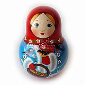 Русский стиль handmade. Livemaster - original item Roly-poly big