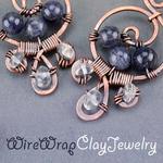 WireWrapClayJewelry - Ярмарка Мастеров - ручная работа, handmade