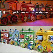 Куклы и игрушки handmade. Livemaster - original item Modular development Kit 5 in 1