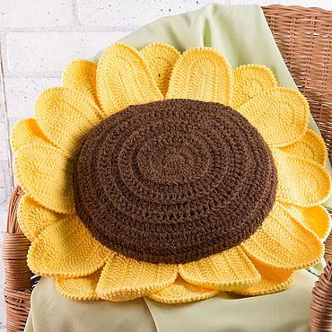 Textiles handmade. Livemaster - original item PILLOW