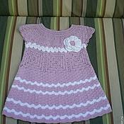 """Работы для детей, ручной работы. Ярмарка Мастеров - ручная работа платье для девочки """"летнее настроение"""". Handmade."""