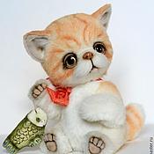 Куклы и игрушки ручной работы. Ярмарка Мастеров - ручная работа кот Роджер. Handmade.