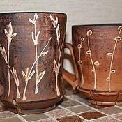 Посуда ручной работы. Ярмарка Мастеров - ручная работа Кружка чайная. Handmade.