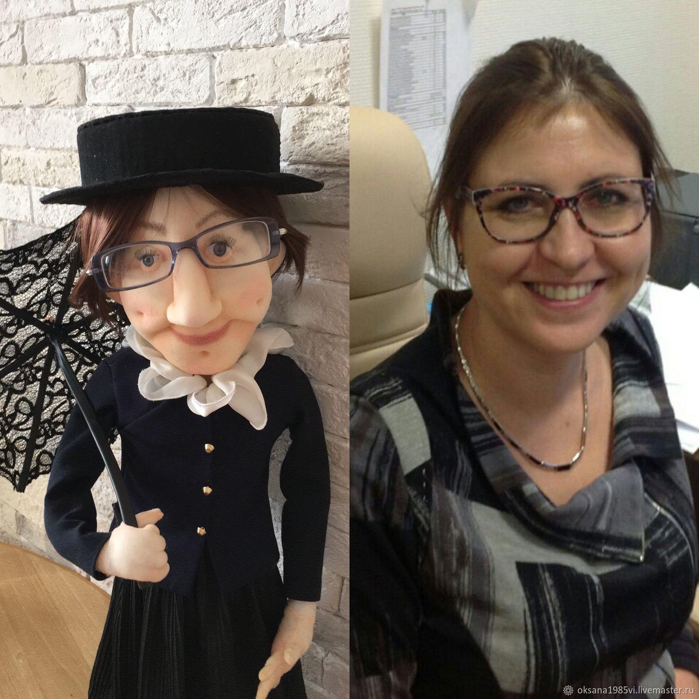 можете распечатывать изготовление кукол шаржей по фото них представлены уникальные